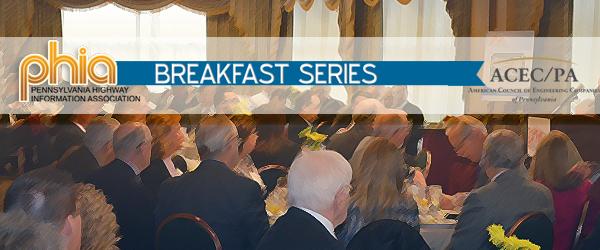PHIA Co-Hosts Chairmen's Breakfast