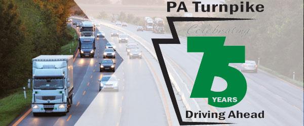 Happy 75th Birthday, Pennsylvania Turnpike!