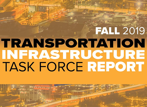 Task force unveils transportation funding proposals