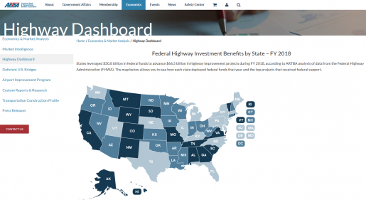 New tool provides highway investment info